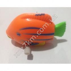 X-304 Игрушка заводная плавающая рыбка