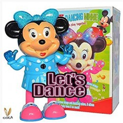 Х-3501 Music dance minnie mouse
