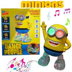 Х-3503 Despicable me toy upgradet version
