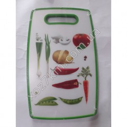 x-2217 Доска для нарезки пластик N 416