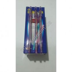 X-1758 ручка oil 800 ball pen 24 шт в упаковке