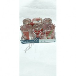 И1197 New morning red orhis крушка 320мл 1шт акция цена за 1 шт