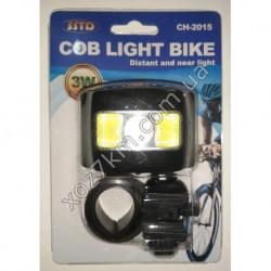 X-3005 Велосипедный фонарик 3W CH-2015
