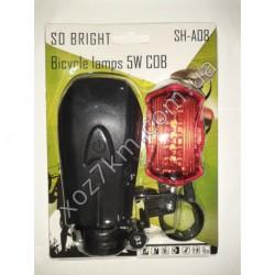X-3007 Велосипедный фонарик 5W SH-A08