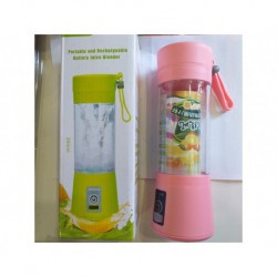 x-2803 Partable rechargeble battery juice blender