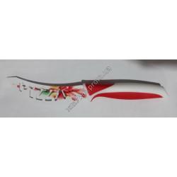 X-1795 Нож под керамику с зубчиками