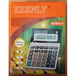 X-1438 Калькулятор KEENLY KK-8875-12